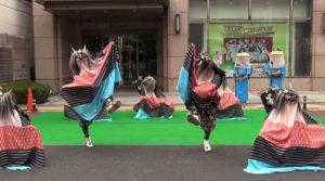 仁田山鹿子踊(仁田山鹿子踊保存会)
