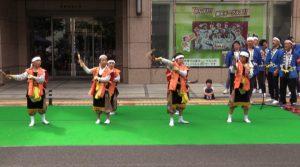 合海田植え踊り(合海田植え踊り保存会