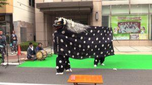 亀ヶ崎獅子舞(亀ヶ崎獅子舞保存会)